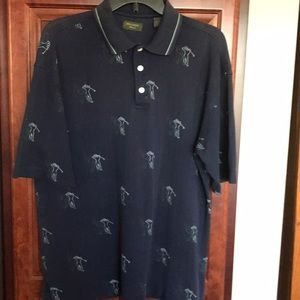 Golf polo shirt!